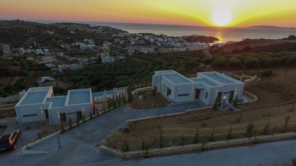 Sea View Villas Kreta